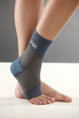Tynor Ankle Binder Ankle Support (M, Blue)