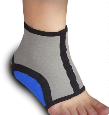 B Fit Usa Support Elbow Ankle Support (Free Size, Multicolor)