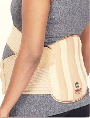 Apex Ortho Apex Pregnancy Back Support Belt Back Support (M, Beige)
