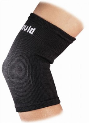 McDavid Elastic 512R (M) Elbow Support (M, Black)
