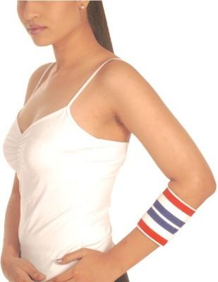 Vissco Elastic Tennis Elbow Support (S, Multicolor)