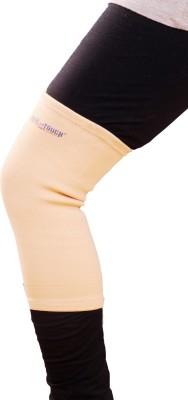 SafeAnBTouch Knee Cap Knee Support (XL, Beige)