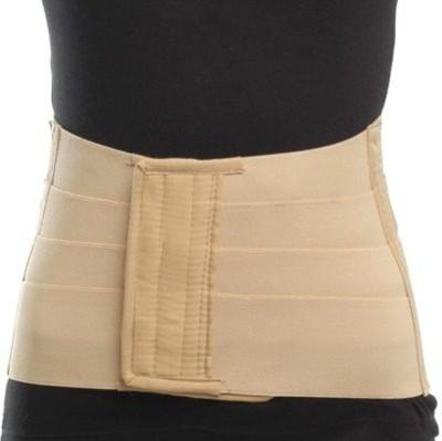 BDB Abdominal Belt 8″ Back & Abdomen Support (S, Grey)
