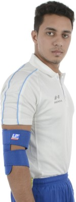 LP Support 759 Elbow Support (Free Size, Blue)