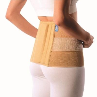 Vissco Sacro Lumbar Belt Back Support (XXL, Beige)