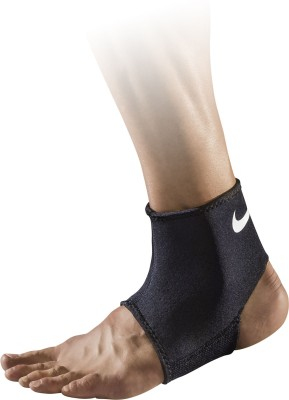 Nike PRO COMBAT Ankle Support (XL, Black)