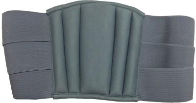 SafecureOrthoAids Lumbo Sacral Belt Back Support (L, Grey)