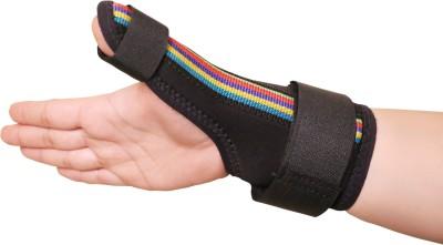 Applikon Rk3535 In Neoprene Thumb Support (Free Size, Black)