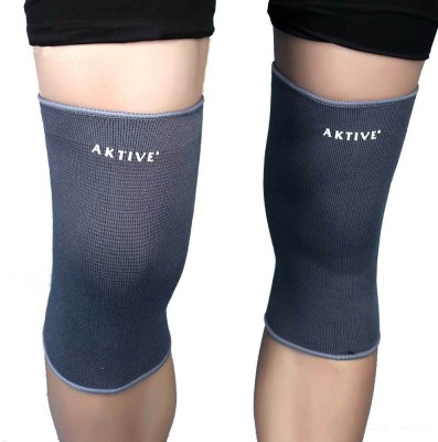 Aktive Support 500 Knee Support (XXL, Grey)