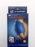 LP ELBOW WRAP Elbow Support (L, Blue)