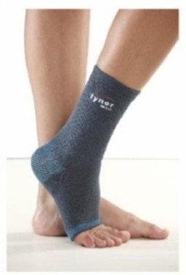 Tynor Anklet Comfeel (Pair) Ankle Support (M, Blue)