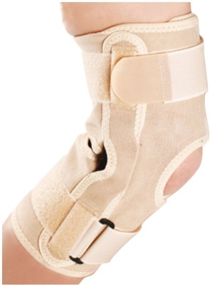 Turion Functional Stabilizer Deluxe Knee Support (XL, Beige)
