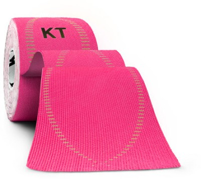 KT Tape Pro Precut 3 Strip Hero Hand Support (Free Size, Pink)