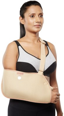 Apex Orthowear POUCH ARM SLING (BAGGY) -L Hand Support (XS, Multicolor)