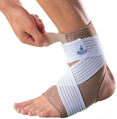 Oppo 1003 Ankle Support (S, Beige)