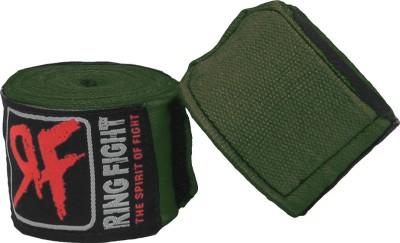 Ring Fight Forest Green Hand wrap Waist Support (XL, Green)