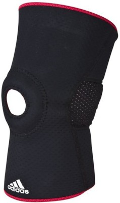 Adidas Knee Support (XL, Black, Red)
