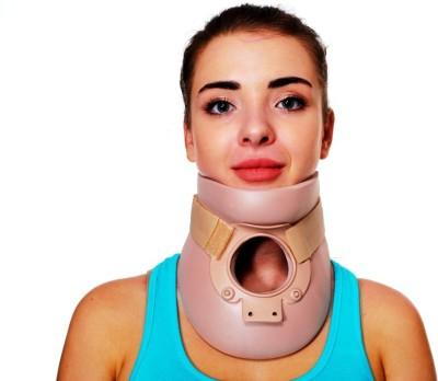 Ache Cure Philadelphia Cervical Collar Neck Support (S, Beige)
