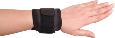 Applikon Rk3333 In Neoprene Wrist Support (Free Size, Black)