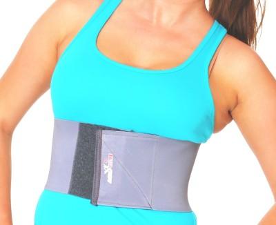 Ache Cure Rib Belt Small Size Back & Abdomen Support (S, Grey)