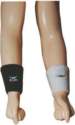 R-Lon Best Ever Wrist Support (Free Size, Blue, Black)