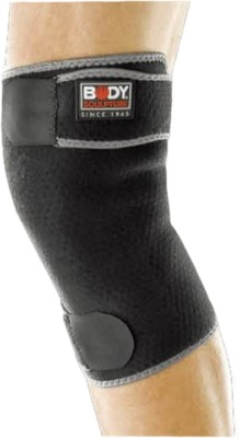 Body Sculpture Terry Knee Support (Free Size, Brown)