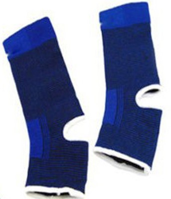 New Life Enterprise Good Life Ankle Support (Free Size, Blue)