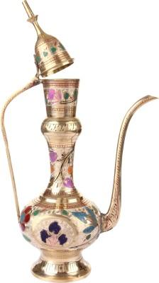 Dealfreez Multicolor Brass Surahi(2 L)