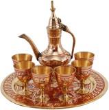 Being Nawab Gold Brass Surahi (0.35 L)