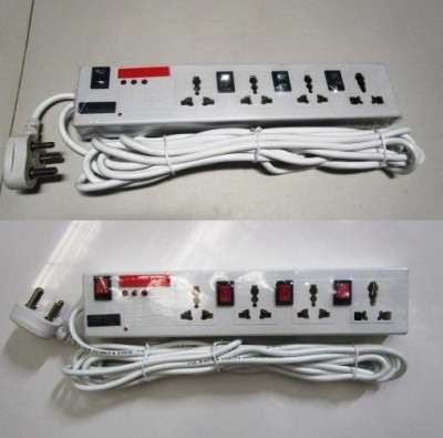 Pinnacle PA113Dx B 4 Strip Surge Protector