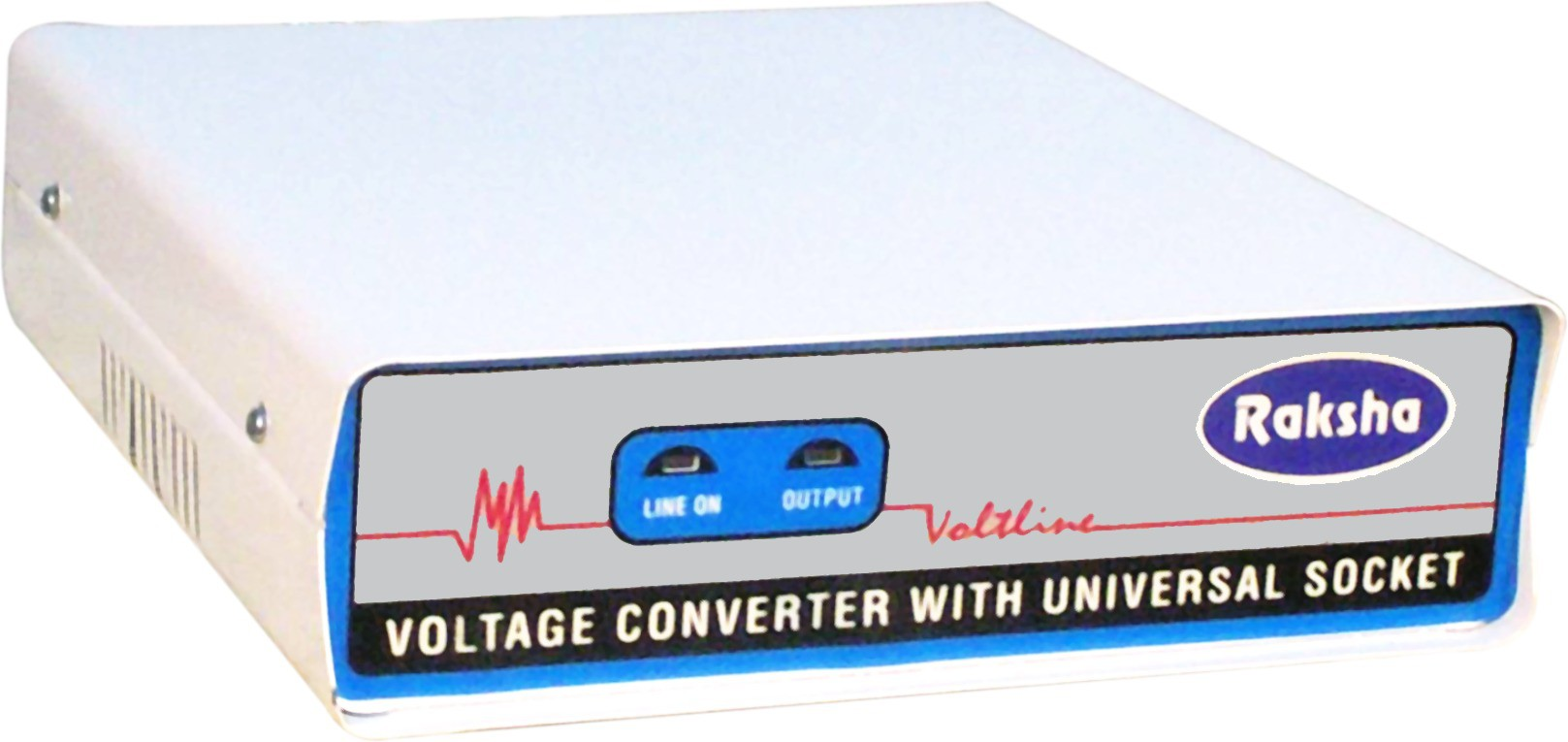 View Rajdeep RakshaVC500 Voltage Converter(White) Home Appliances Price Online(Rajdeep)