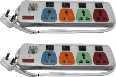 Pinnacle 3 Meter 4 Strip Surge Protector
