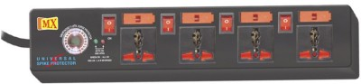 MX Spike Suppressor (1.5m) 4 Strip Surge Protector