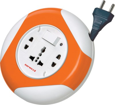 Norwood Trion 2 pin 10 mtr 3 Strip Surge Protector
