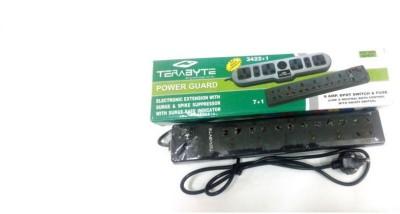 Terabyte-7-Socket-Surge-Protector-(1.5-Mtr)