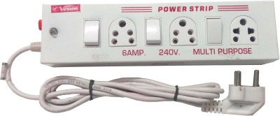 Verson-ED1433VR-3-Socket-Surge-Protector-(2-Mtr)