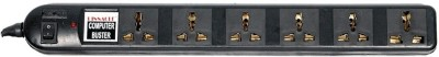 Pinnacle PA111B 6 Strip Surge Protector (5 Mtr)