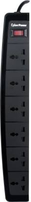 Cyber Power B0620SA0-UN 6 Strip Surge Protector