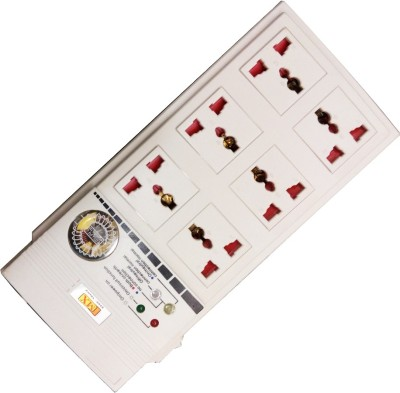 MX SPIKE GUARD 6 Strip Surge Protector
