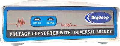 Rajdeep Voltage converter Reverse 110v to 220v 1000 watts 1 Single Adapter Surge Protector