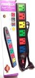 Frontech Power Connector Multicolor 6 So...