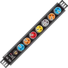 MX 3492 7 Strip Surge Protector (1.5 Mtr)