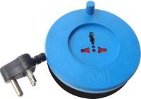 MX MICRO EXTENSION BOX - 3 MTRS 1 Socket Surge Protector(Blue, Black)