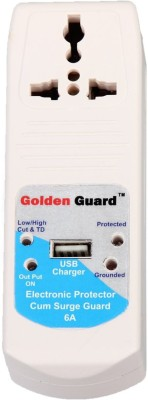 Golden Guard GG - 101 2 Single Adapter Surge Protector