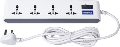 Luminous Clara 4 Strip Surge Protector