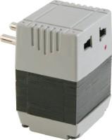 MX MX1659_Voltage Converter-20Watts 1 Socket Surge Protector(Multicolor)