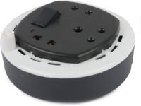 Oxcord 2Pin 4.5Y Flex Box with 1 International Socket 3 Socket Surge Protector(Grey)