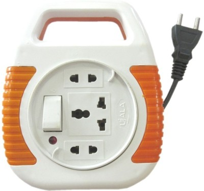Ujala-Rich-Flex-3-Socket-Extension-Box-(4-Mtr)