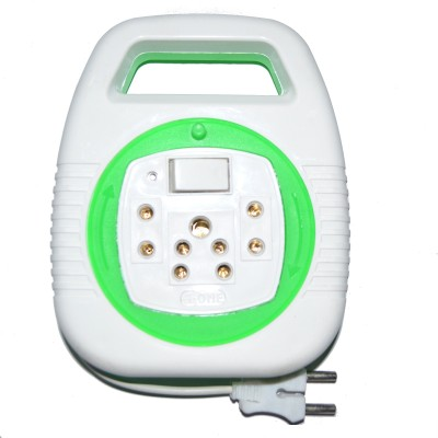 Royal Ex-deluxe 3 Single Adapter Surge Protector