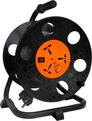 MX MX3153C_Multicolor 3 Socket Surge Protector(Multicolor)